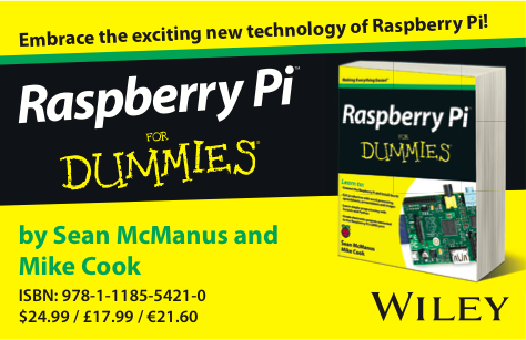 Raspberry Pi per Dummies