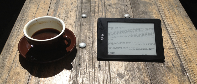 Kindleberry Wireless: Una Hackstation portable a l'exterior