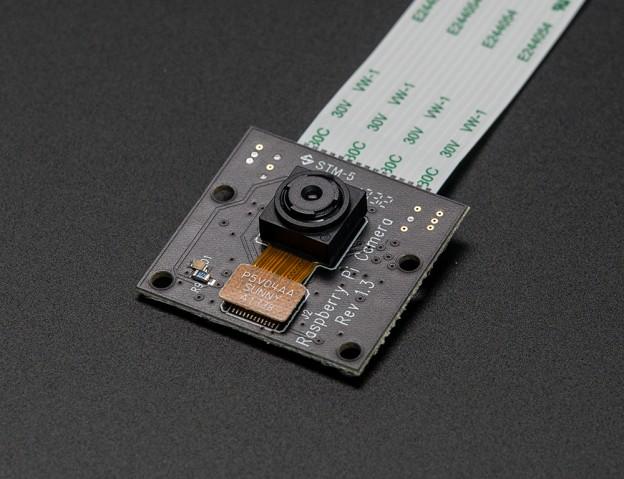 Pi Noir – La càmera d'infrarojos ja està disponible