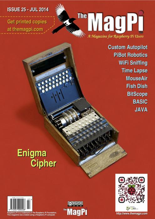 Revista MagiPi número 25