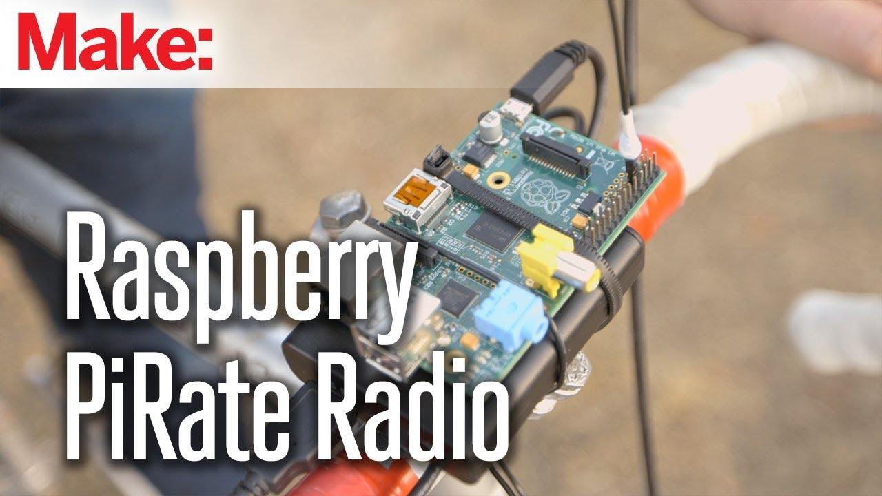 Construeix una emissora de ràdio amb un Raspberry Pi