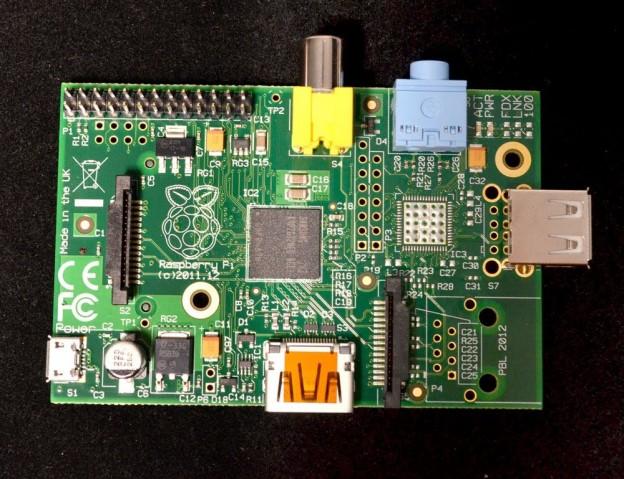 Així és com es fabriquen els Raspberry Pi