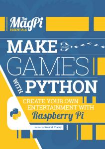 Make Games with Python