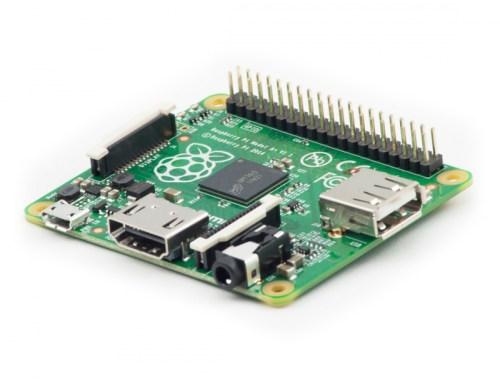 Raspberry Pi A+ (512 MB de Ram)
