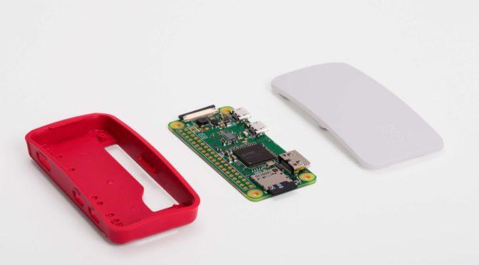 El 5è aniversari de Raspberry Pi, ens porta un nou model Raspberry Pi Zero W