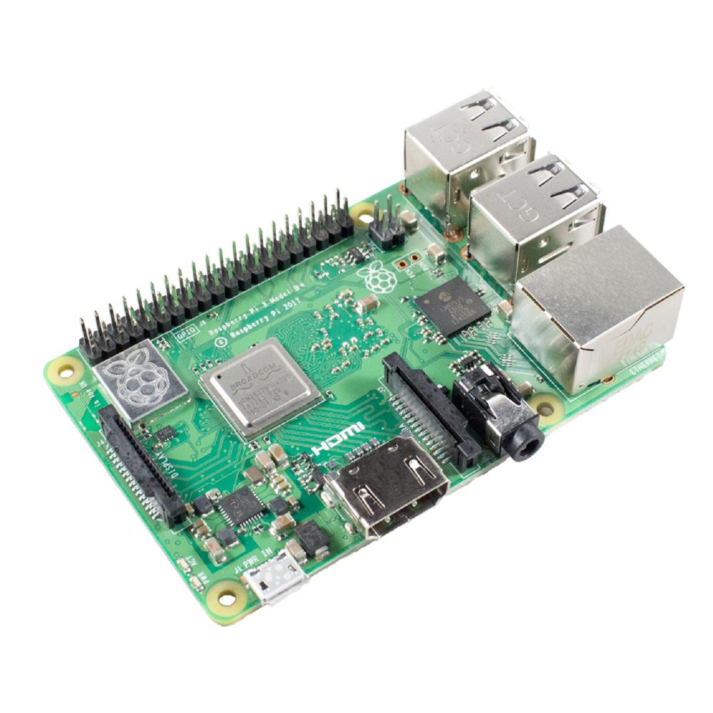 Feliç dia del Pi! Nou Raspberry Pi 3B+