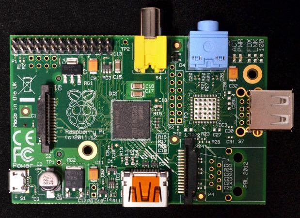 Model A de Raspberry Pi disponible a Europa