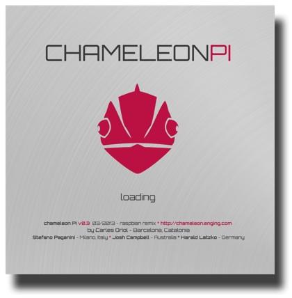 Chameleon Pi v.0.3.1