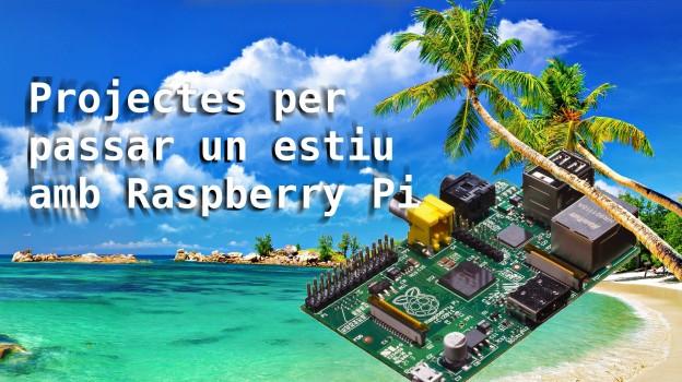 Diversos i interessants projectes amb Raspberry Pi