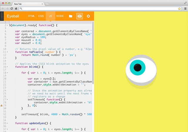 Converteix el Raspberry Pi en un entorn de proves web amb Google Coder