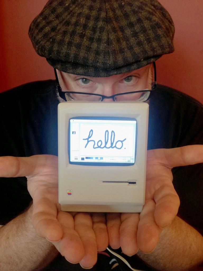 El Mac més petit del món (amb cor de Raspberry)