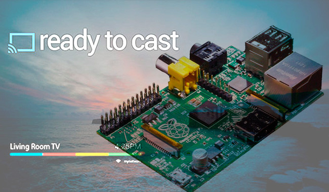 PiCast – funcionalitats de ChromeCast a Raspberry Pi