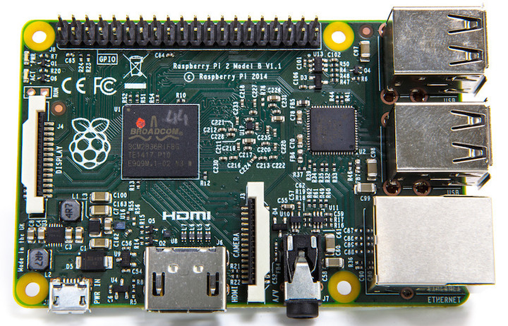 Novetat: Nou model Raspberry Pi 2
