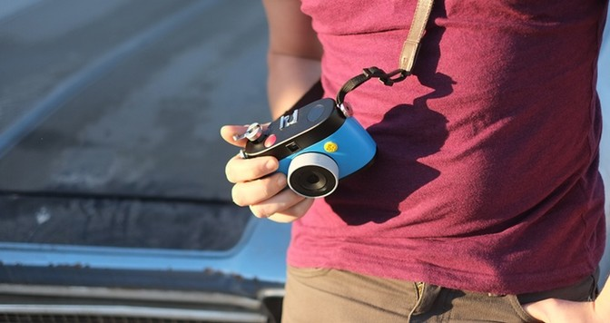 OTTO – The Hackable GIF Camera