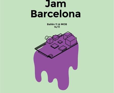2º edició de la Raspberry Jam Barcelona