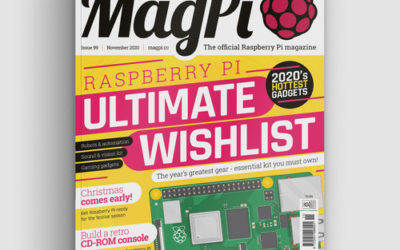The MagPi – nº 99